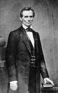 Abraham Lincoln 1860
