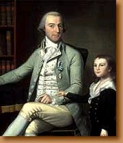 Benjamin tallmade and son courtesy litchfield historical society
