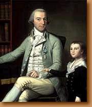 Benjamin tallmade and son courtesy litchfield historical society
