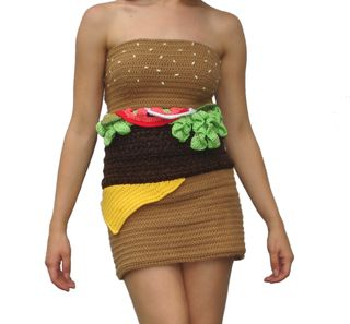 HamburgerDress(front)