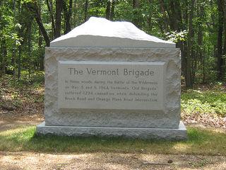 Vermont Brigade Monument