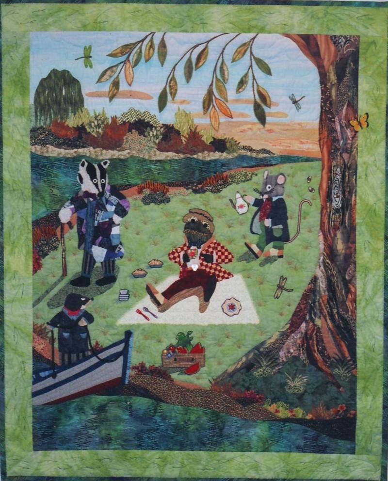 Riverbank Friends by Betsy Abbott