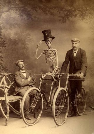 Bicycle skeleton