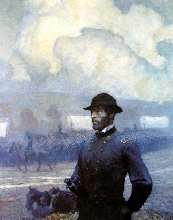 Walking the Berkshires: Damn Yankees and Civil War Art