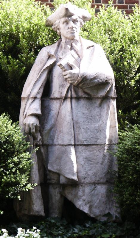 Caldwell Statue Philadelphia