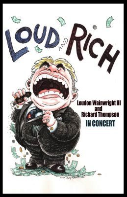 Loud and Rich poster