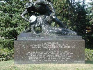 Kirkland memorial fredericksburg