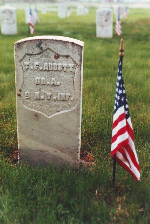 Theodore Abbott stone