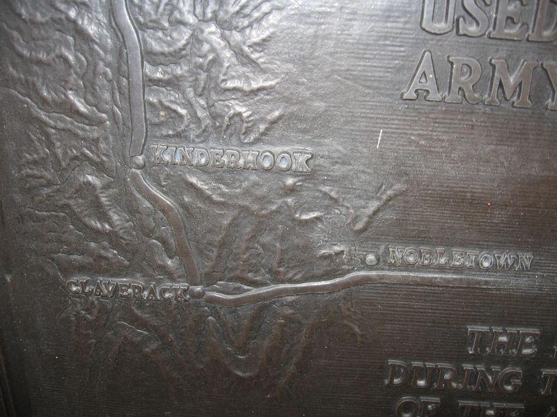 NY Knox route detail