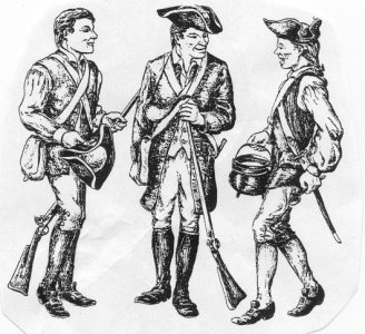 Aa-revolutionary-war-era-three-man-militia