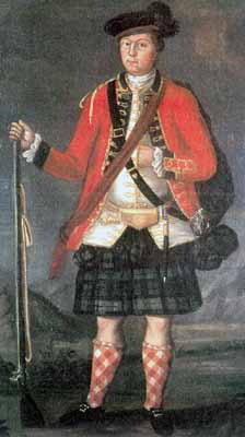 Capt John Campbell 17th of Strachur