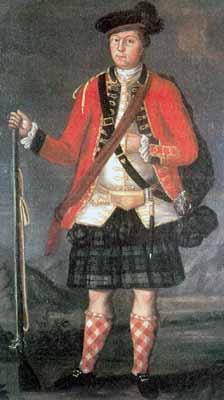 Capt John Campbell 17th of Strachur