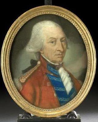 Lt. Colonel Stephen Kemble