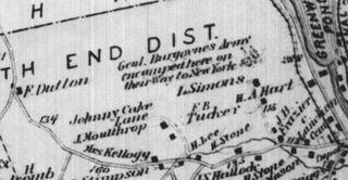 Burgoyne Heights 1868 New Hartford