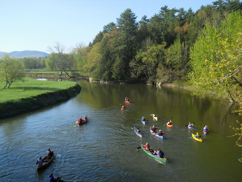 Housatonic River Paddle by Tim Abbott