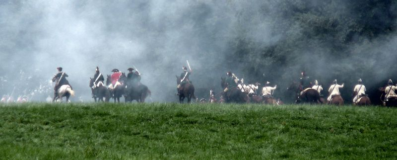 Dragoons Charge