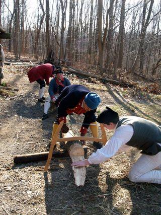 Preparing the gutter by steve tuch