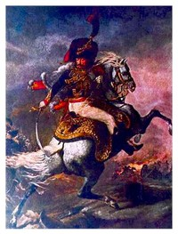 Gericault_cavalry_officer