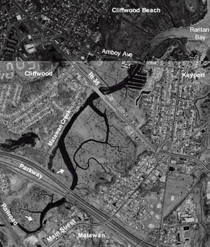 Matawan_creek_aerial