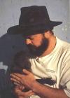 Baby_baboon_and_tim_2