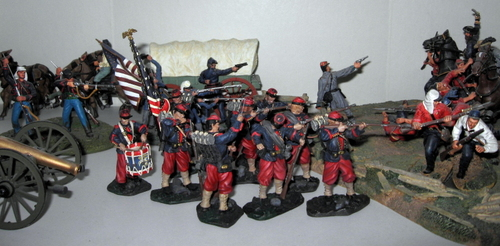 toy soldiers collection