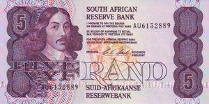 5_rand_south_africa_note_1992