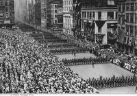 Send_off_27th_division_8_30_1917